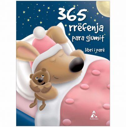 365 rrëfenja para gjumit, libri i parë