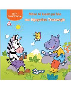 Mëso të luash pa hile me hipopotam Trazovaçin